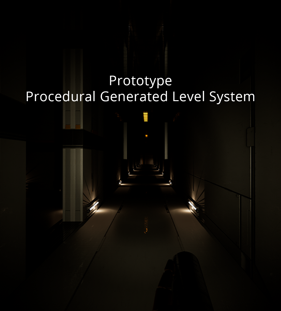 Procedural Generated Level System
