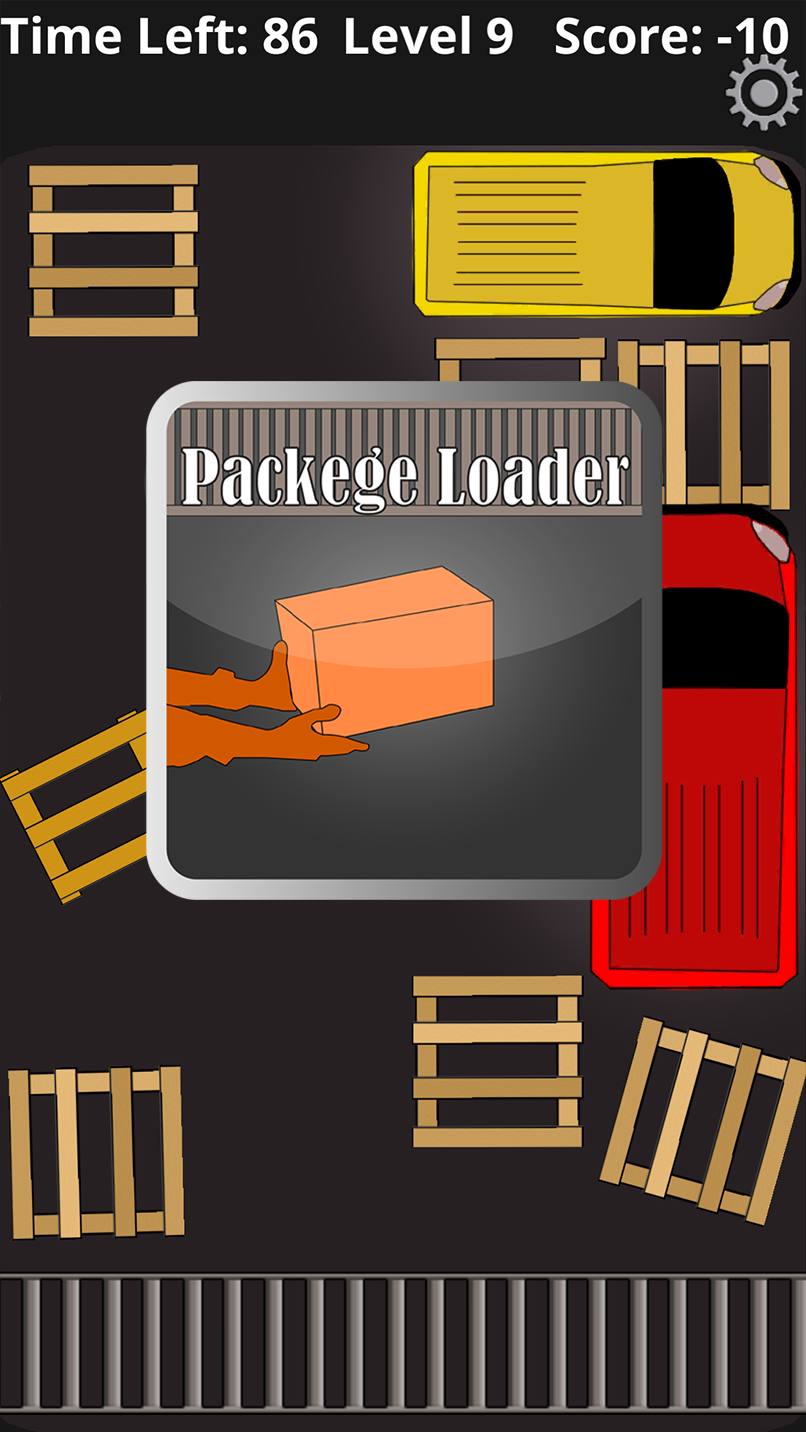 Android Game: Package Loader